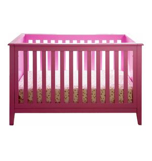 Pink Baby crib for Sale in New Kensington, PA