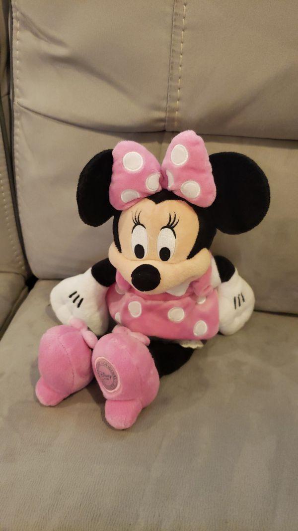 3 Disney Plushies