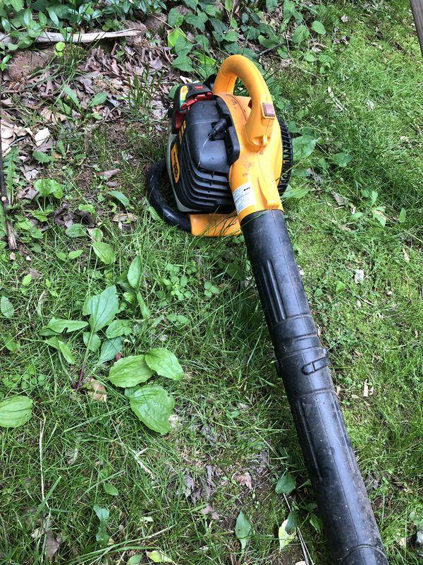 Poulan Pro Gas Leaf Blower