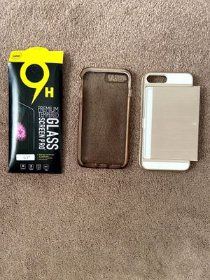 I Phone 7+ accessories for Sale in McDonald, PA