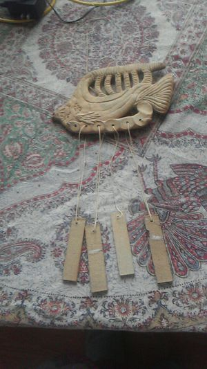 Sandile windchime for Sale in Kingsley, MI