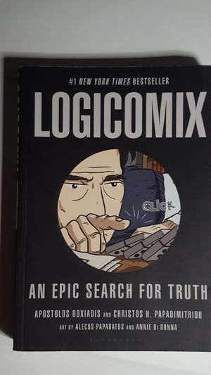 LOGICOMIX - Epic Search for Truth for Sale in West Columbia, SC