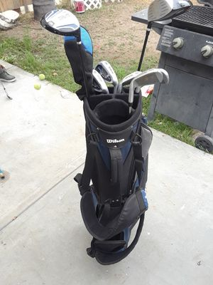 Wilson fast touring golf clubs for Sale in Buena Park, CA