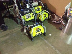 Ryobi pressure washer 1600 psi 1.2 gallons per minute for Sale in Phoenix, AZ