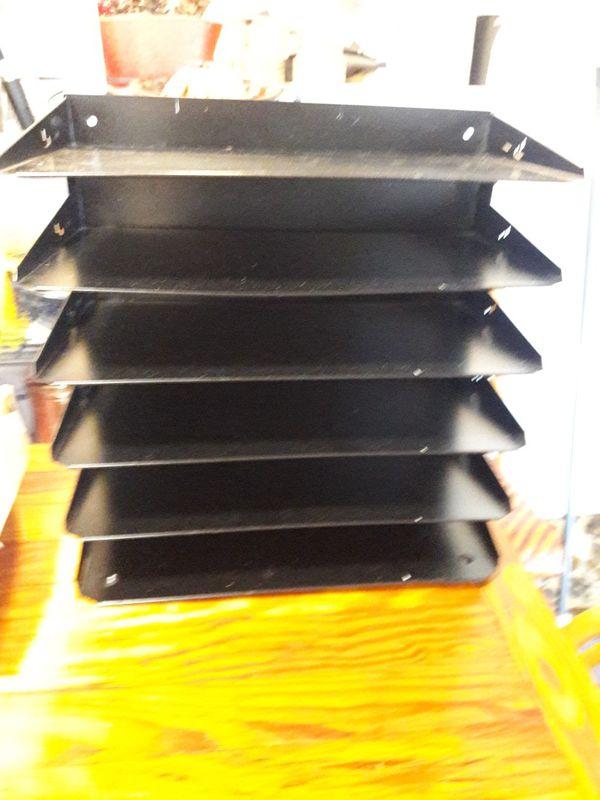 Metal file organizer