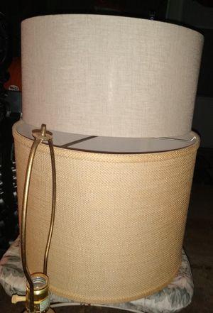 Drum lamp shades for Sale in Watauga, TX