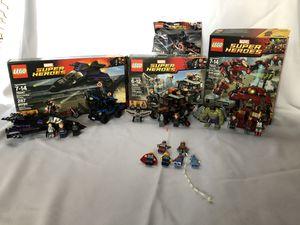 lego marvel for Sale in El Cajon, CA