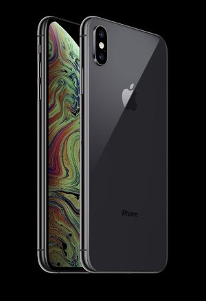 iPhone XS Max - 512 - Space Grey for Sale in Aurora, IL