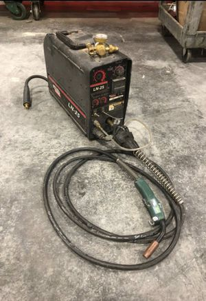 Lincoln Ln25 mig welder for Sale in Farmers Branch, TX