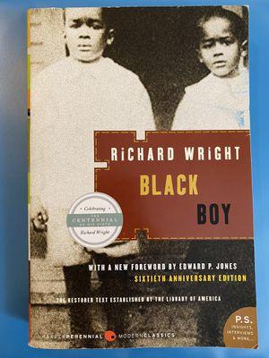Black boy - Richard Wright for Sale in Millersville, PA
