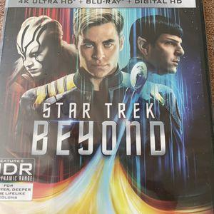 Star Trek Beyond - 4K Ultra HD + Blu-ray + Digital (2016) for Sale in Orange, CA