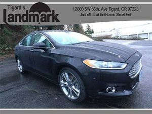2013 Ford Fusion for Sale in Tigard, OR