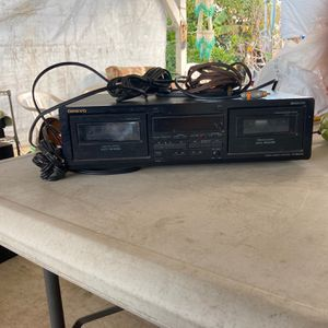 Onkyo Cassette Tape Deck Model tr-rw244 for Sale in Covina, CA