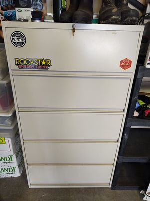 Metal locking cabinet for Sale in Lake Tapps, WA