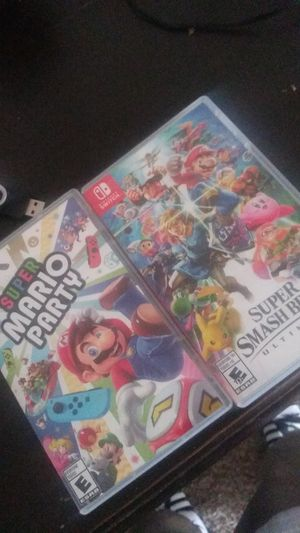 Nintendo Switch Games for Sale for Sale in Fontana, CA