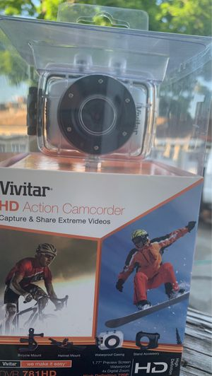 Vivita the action camcorder for Sale in Lawrence, MA