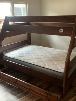 Bunk bed with mattress, Including Trundle with mattress Make Offer for Sale in Dana Point,  CA