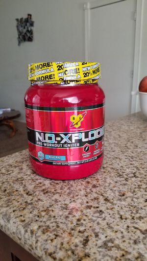 Brand new unopened pre-workout.. 60 servings for Sale in Victorville, CA