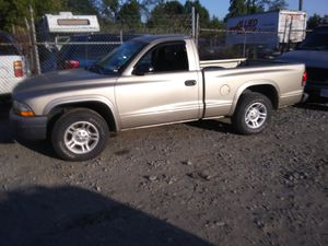 2003 Dodge Dakota SXT 99k miles 5-Speed runs and drives!!! for Sale in Temple Hills, MD