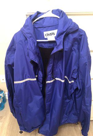 Cintas rain jacket 3xl for Sale in Henderson, NV