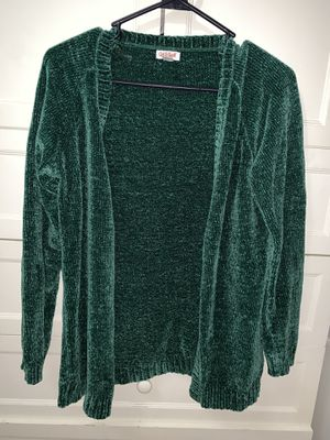 Green Cardigan for Sale in Milwaukee, WI
