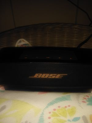 Bose SoundLink Mini Bluetooth speaker for Sale in Oceanside, CA