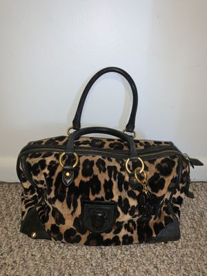 Juicy Couture leopard print purse for Sale in Mount Holly, NJ