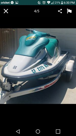 Spx 1996 with trailer for Sale in Parlier, CA