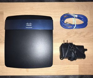 Linksys EA3500 Wi-Fi Router for Sale in Portland, OR