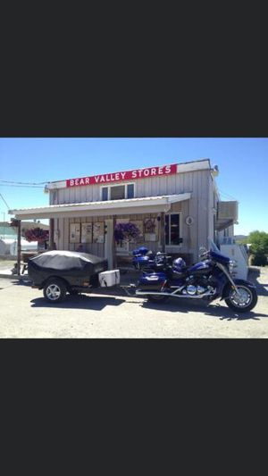 Motorcycle Tent Trailer for Sale in Vancouver, WA