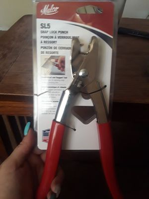 Snap Lock Punch Tool for Sale in Pittsburgh, PA
