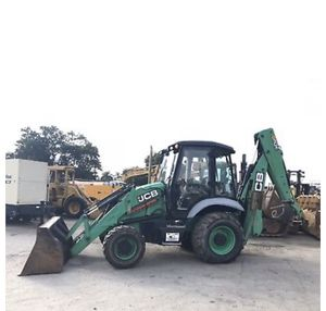 2011 Jcb 3cx Backhoe Loader 4x4 Enclosed Cab E-stick for Sale in Sunny Isles Beach, FL