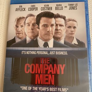 New the company men blu ray for Sale in Tacoma, WA