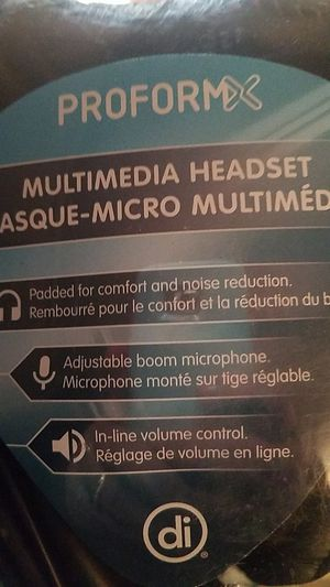 New gaming headphones multimedia computer for Sale in Portland, OR