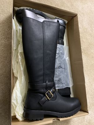 UGG black boots for Sale in Annandale, VA
