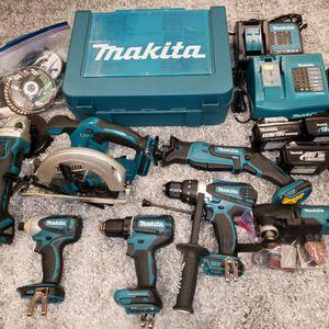 New Makita 18v Tools for Sale in Woodbridge Township, NJ
