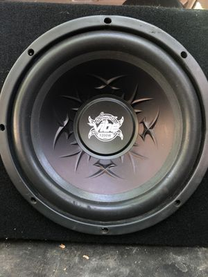 Lanzar subs and Amp for Sale in Cumming, GA
