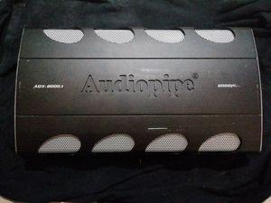 Audiopipe AQX-2000.1 Monoblock for Sale in Tacoma, WA