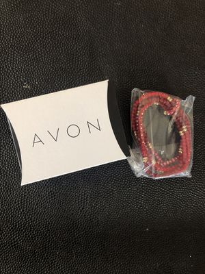 Brand New Avon Red Ombré Stretch Bracelet for Sale in Rosemead, CA