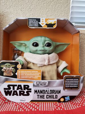 The Child. Baby Yoda for Sale in Ceres, CA