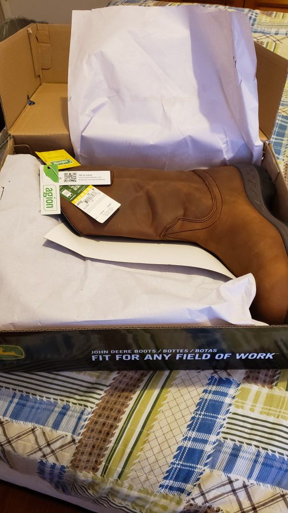 Boots John Deere