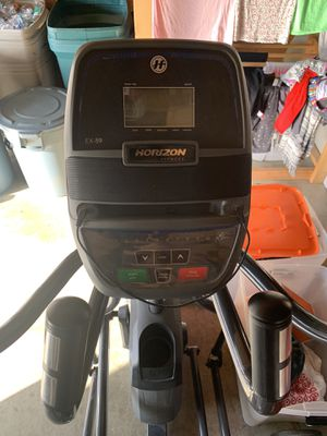 Horizon Fitness Elliptical machine for Sale in Anaheim, CA