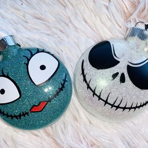 Nightmare Before Christmas Ornaments for Sale in Glendale Heights, IL