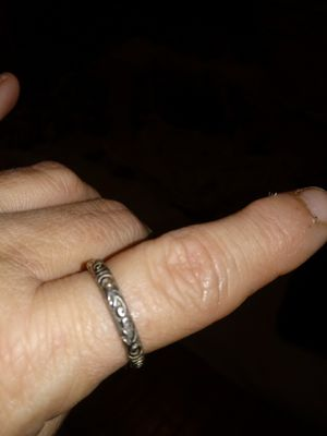 Sterling silver ring size i thing 7 /8 ring for Sale in Columbus, OH