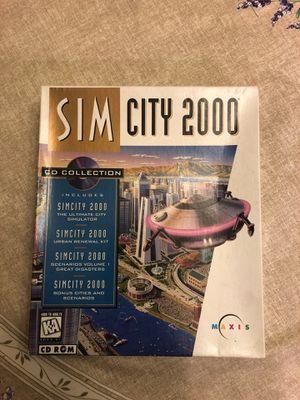 Sim City 2000 for Sale in Washington, DC