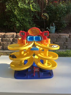 Speed Racer car toys racing games for Sale in Tracy, CA