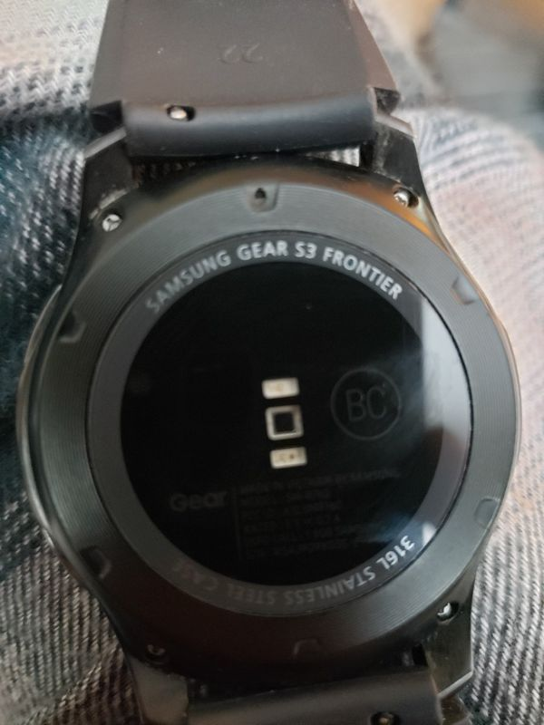 Samsung Frontier S3 watch