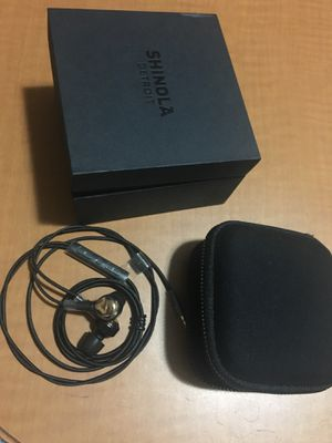 Canfield In- Ear Monitor (earbuds) for Sale in Dearborn, MI
