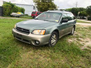 2002 Subaru Outback for Sale in Miami, FL