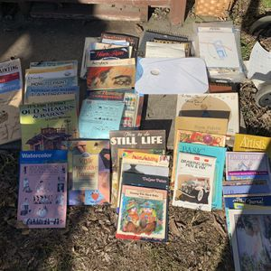 Various Art Books for Sale in Biggs, CA